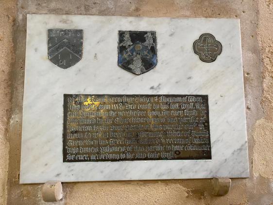 Norfolk Plaque